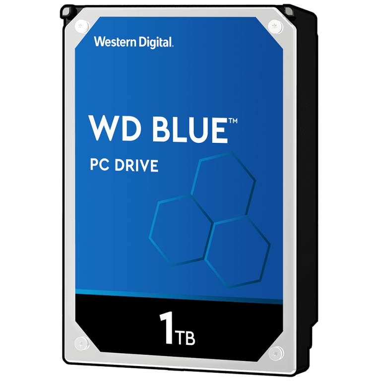 Western Digital 1TB Blue HDD