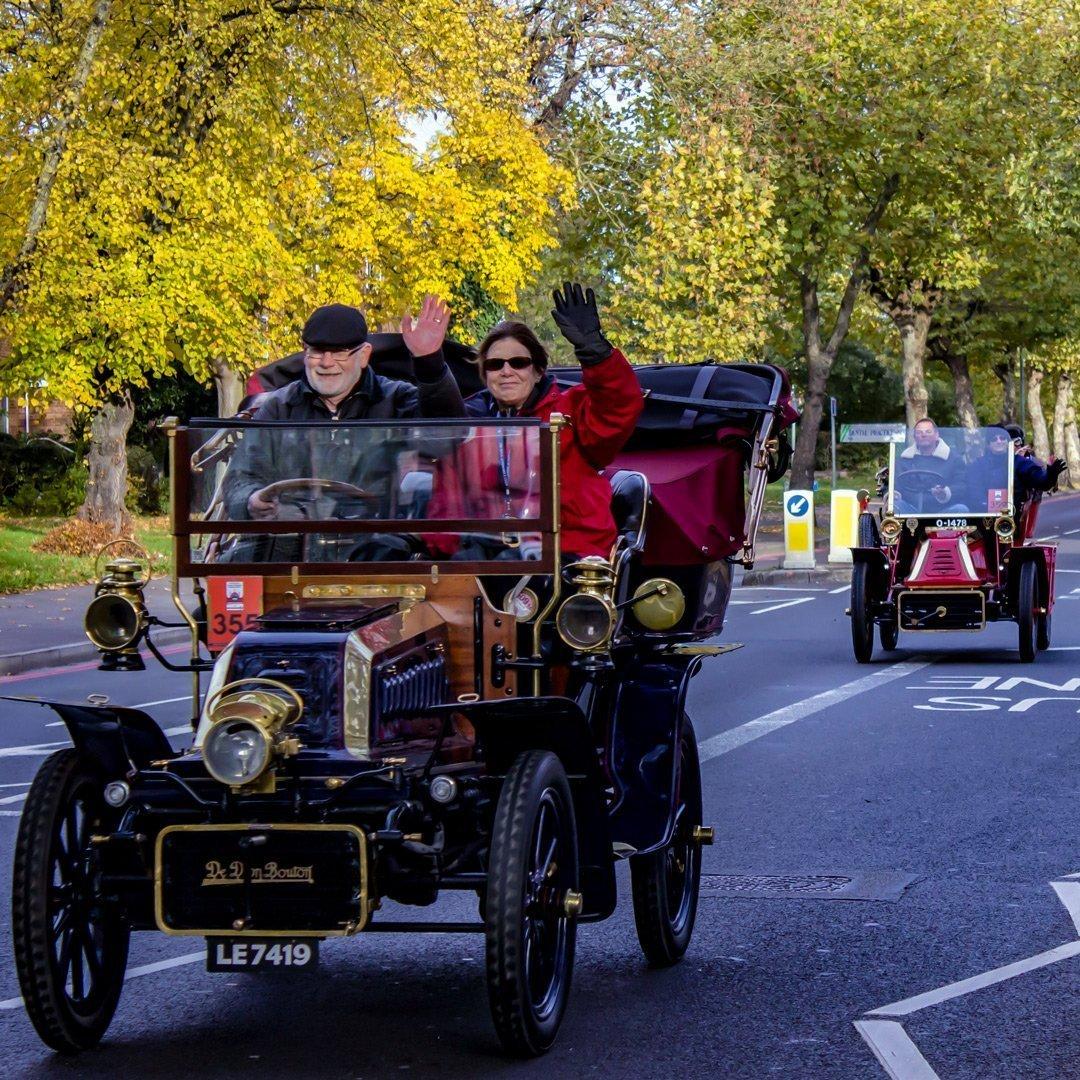 London To Brighton Veteran-Car-Run-2018