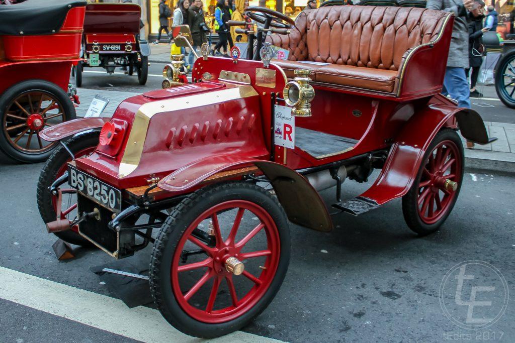 Regent Street Motor Show 2017 - 1903 De Dion Bouton