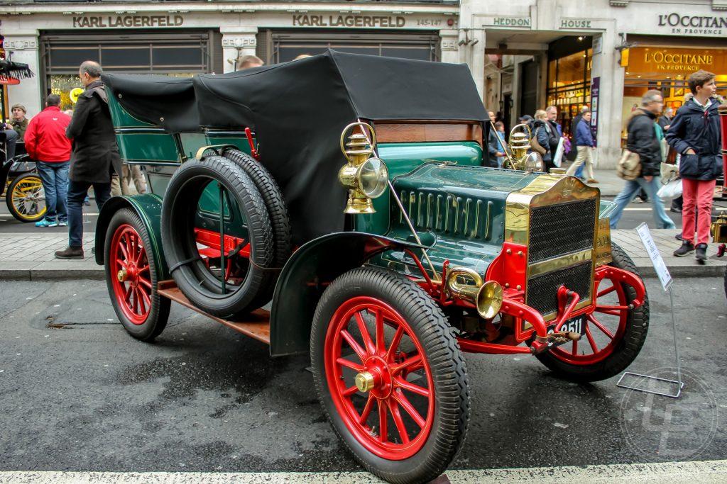 Regent Street Motor Show 2017 - 1904 Maxwell Model H