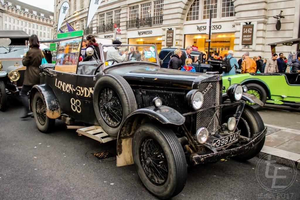 Regent Street Motor Show 2017 - 1933 Talbot 105