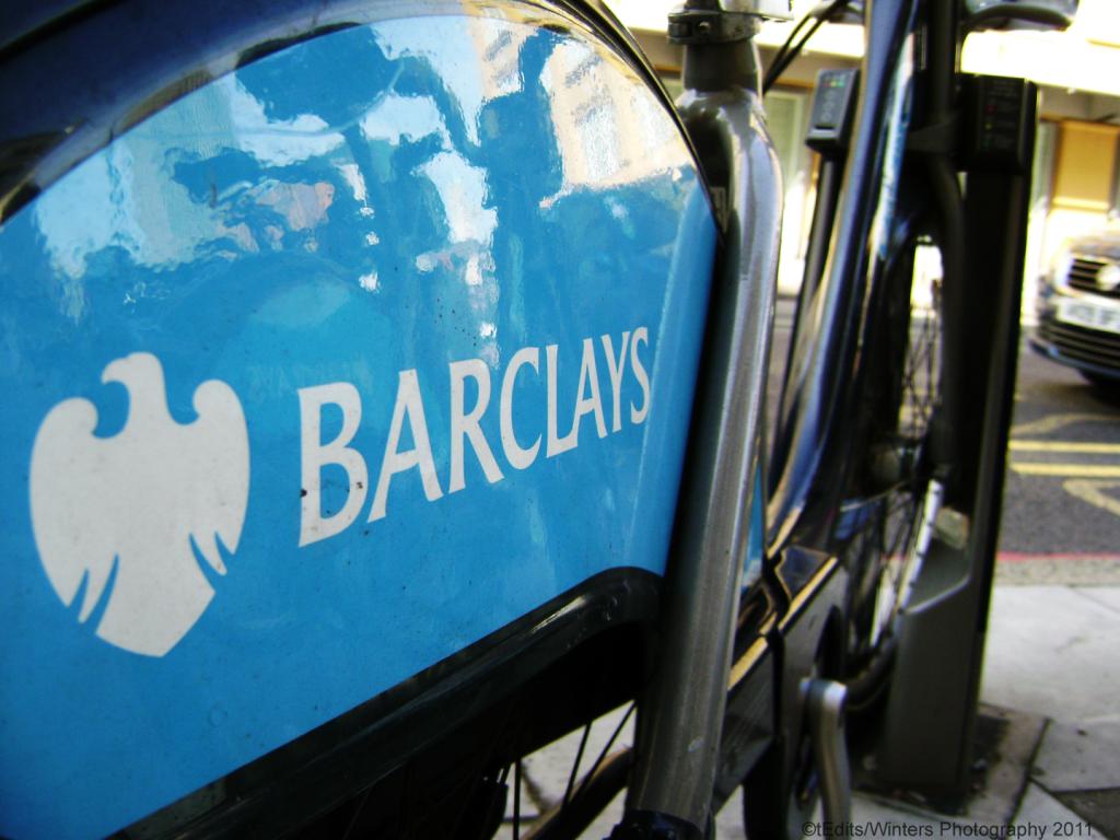 Barclays Boris Bikes