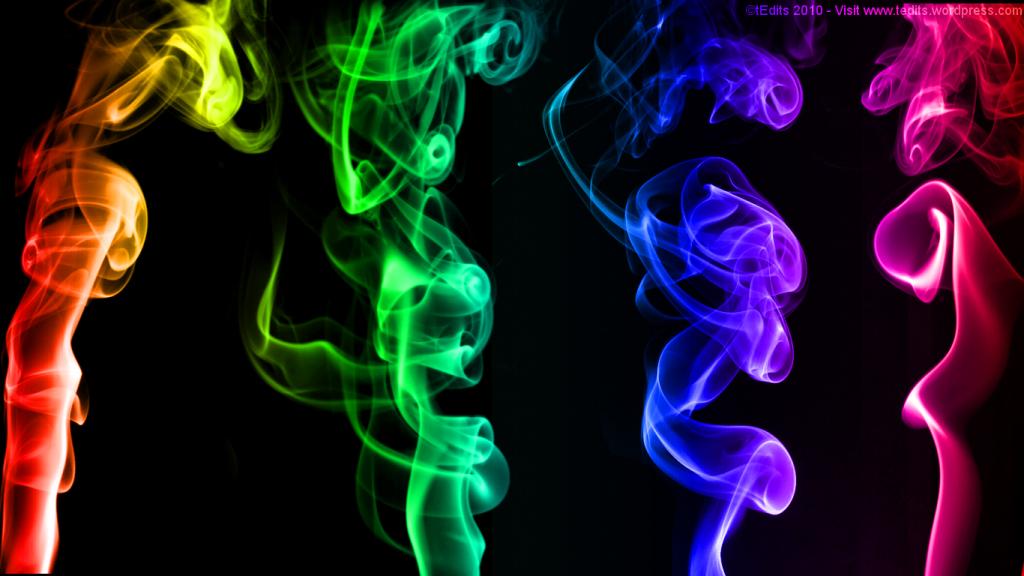 Coloured Smoke