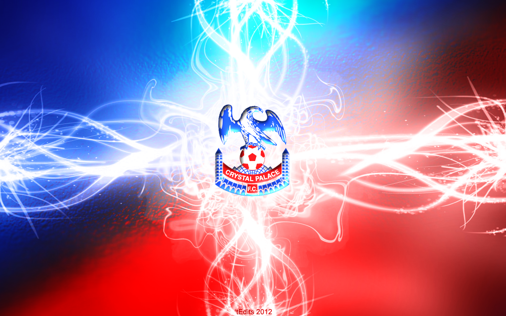 Crystal Palace Old Badge