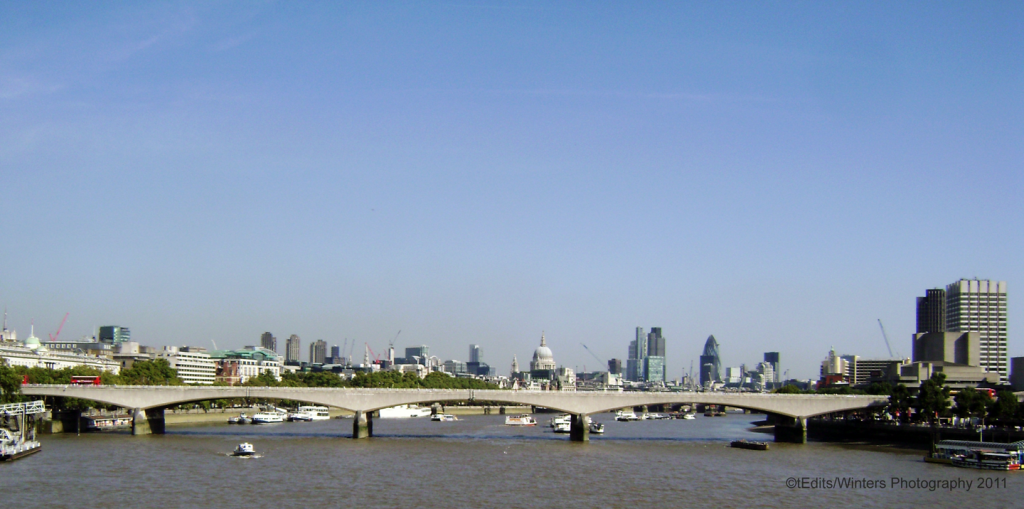 London Cityscape 2011