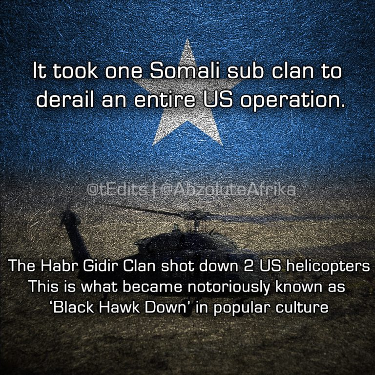 The Habr Gadir Clan