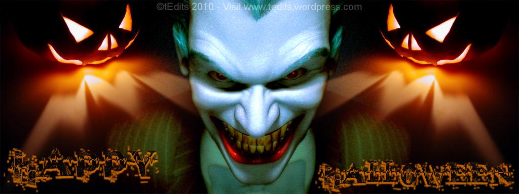 The Joker - Halloween