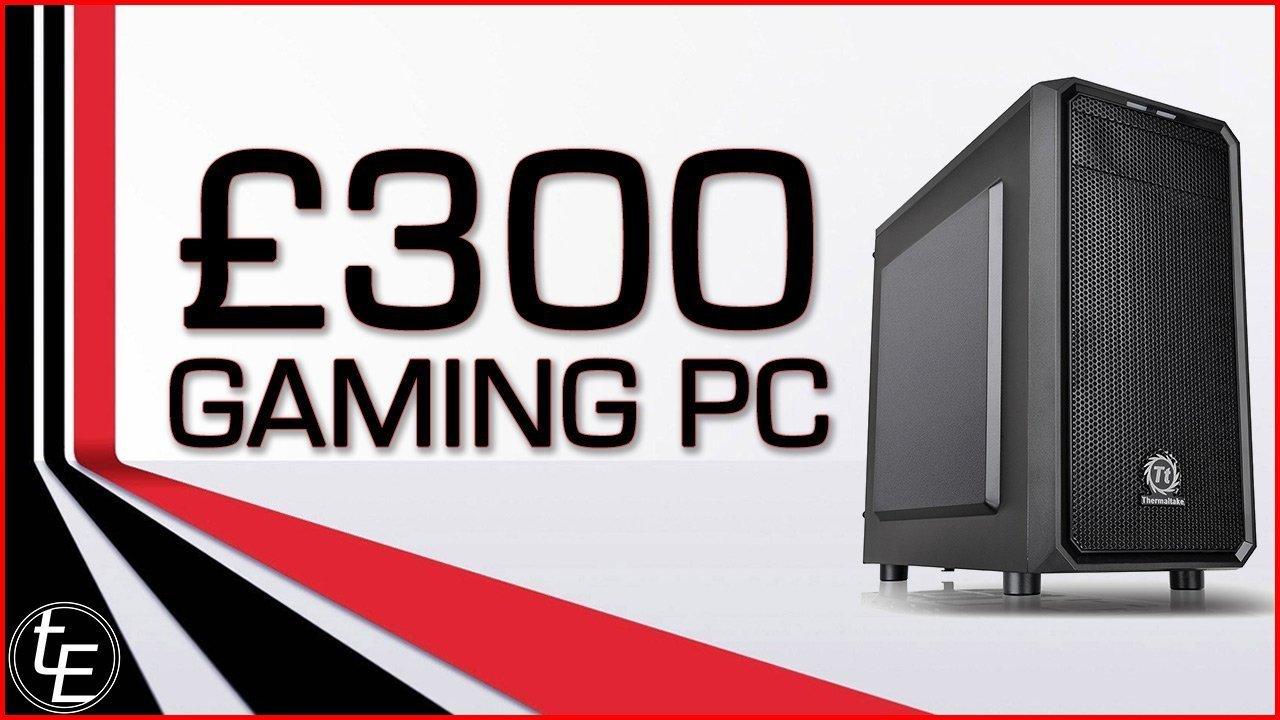 £300 Gaming PC Build | January 2020