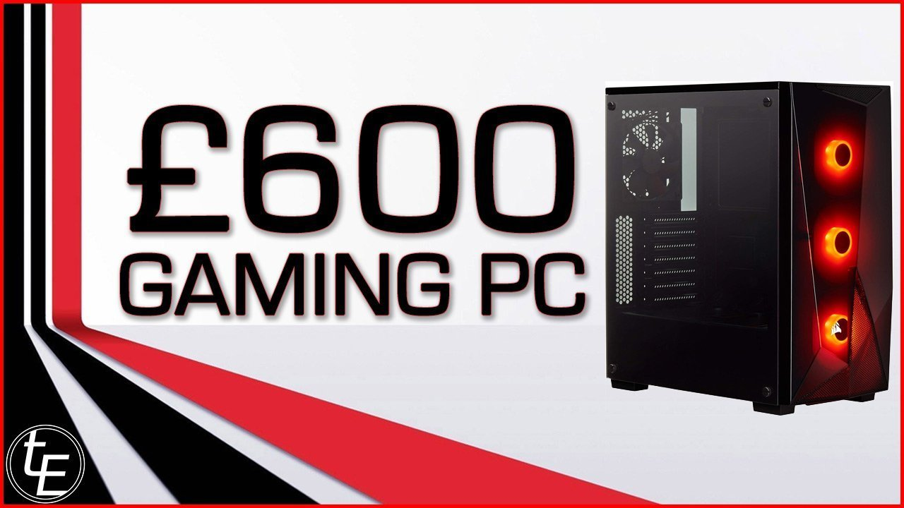 Read more about the article £600 Gaming PC Build | April 2020