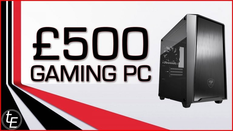 £500 Gaming PC | May 2020