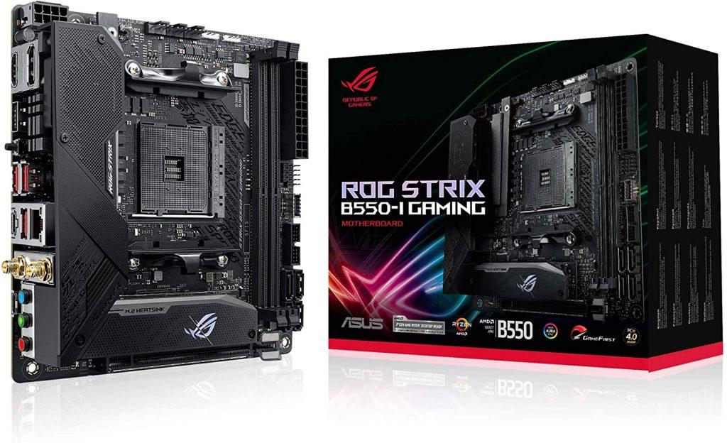 ASUS ROG STRIX B550I Mini-ITX